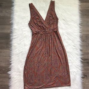Fresh Produce Sundress Stretch Rayon Made in USA S
